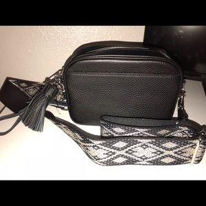Bryn leather camera bag